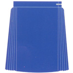 *Microfibre Single Pleat Netball Skirt