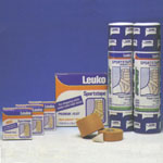 Leuko Rigid Premium Plus Strapping Tape - Flesh